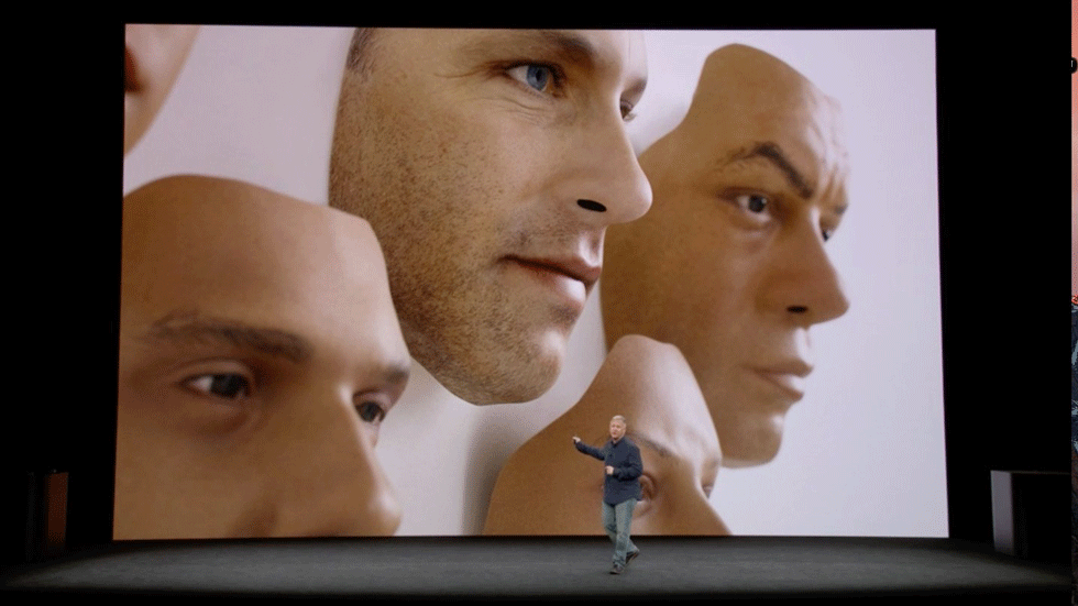 Apple обвиняют в краже технологии Face ID